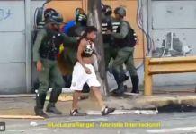 Represión y pillaje