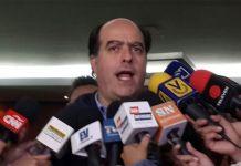 Julio Borges: Este fraude es un terremoto mundial