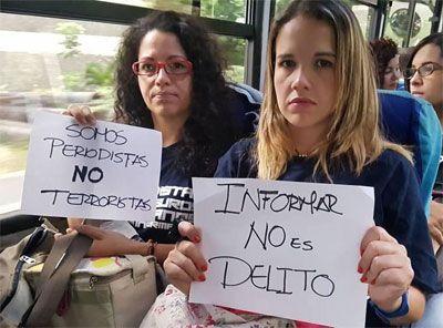 Medios en Venezuela - Estado de excepción perpetuo