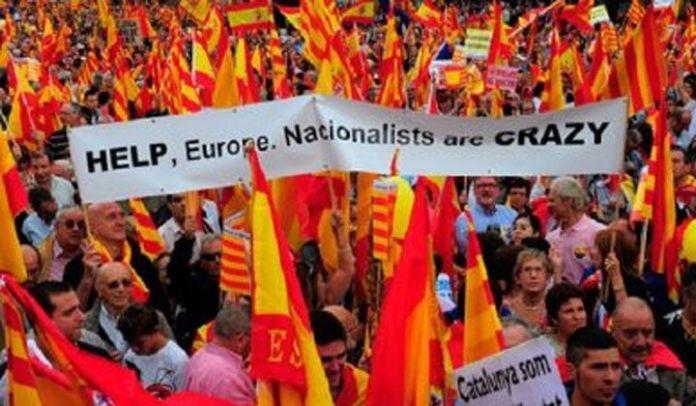 Divorcio a la catalana - Omar Pineda