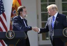 Trump pide a la Unión Europea sancionar a Maduro