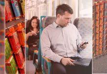 El libro y el smartphone se repelen - Atanasio Alegre