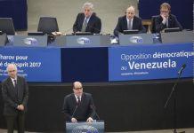 """Julio Borges: """"Recibo este premio en nombre de quienes más sufren en Venezuela"""""""