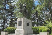Un domingo con Simón Bolívar en Madrid