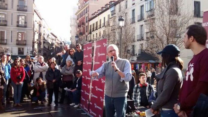"""Ledezma en Madrid: """"La intervención humanitaria está más que justificada"""""""