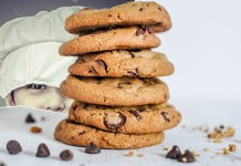 Más galletas de mantequilla
