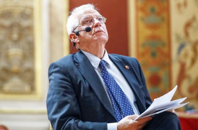 Las interminables evaluaciones de Borrell