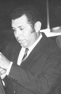 José Luis Mendoza, muy jvven