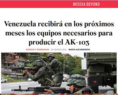 Rifles rusos
