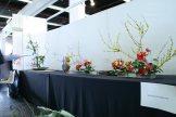 ikebana lorraine - roseau noir - 33