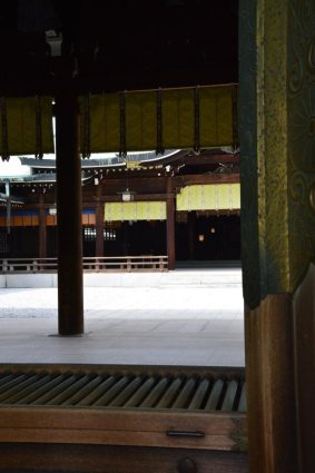 visite au sanctuaire meiji tokyo - 20