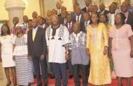 BURKINA: le nouveau gouvernement au complet