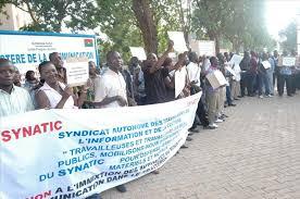SYNATIC : le mot d'ordre de grève  suspendu