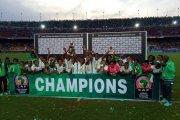 CAN féminine 2016 : les Nigérianes championnes d'Afrique bloquent le trophée pour