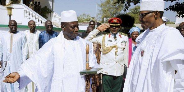 GAMBIE : Jammeh demande à la CEDEAO d'accélérer l'envoi de juges