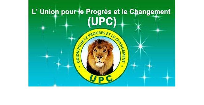 REACTION DE L'UPC A LA SORTIE DE PAUL THIEBA : « la myopie politique du Premier ministre devient évidente »