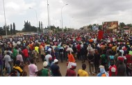 MANIFS DE L'OPPOSITION AU TOGO: un mort et 25 blessés à Mango