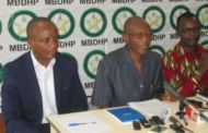 LUTTE CONTRE L'IMPUNITE : Le MBDHP organise une marche-meeting le 4 novembre prochain