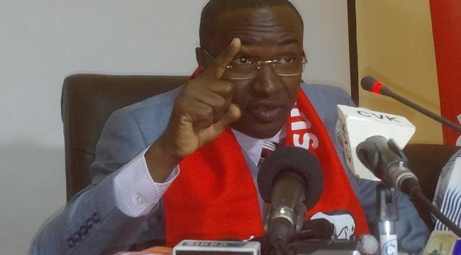 SITA SANGARE, PRESIDENT DE LA FBF: « Le Burkina Faso conserve toutes ses chances d'aller au Mondial »