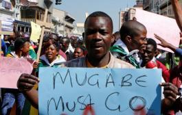 ZIMBABWE : La Zanu-PF veut engager dès mardi la procédure de destitution de Mugabe