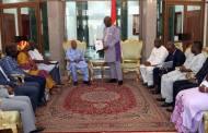 PASSAGE A LA VE REPUBLIQUE: l'avant-projet de la Constitution remis au président du Faso