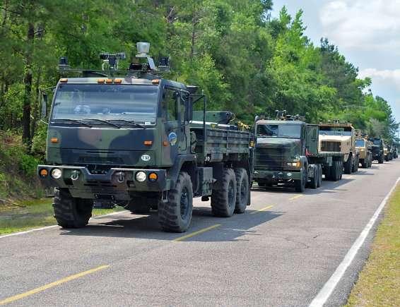 ZIMBABWE : un convoi de chars vu à l'extérieur de la capitale