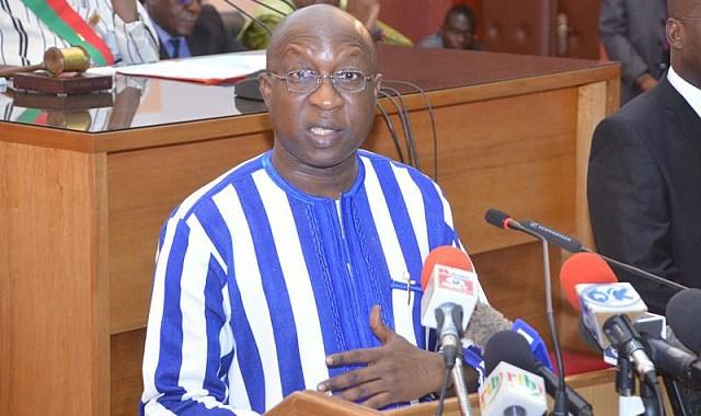 SITUATION NATIONALE: Paul Kaba Thiéba face aux députés le 12 avril prochain
