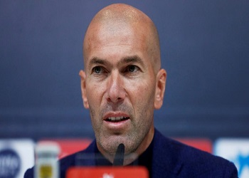 Football: Zinédine Zidane quitte le Real Madrid