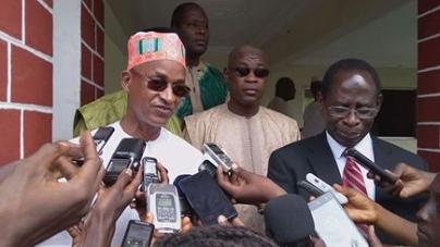 GUINEE: l'opposition suspend son dialogue avec le pouvoir, journée