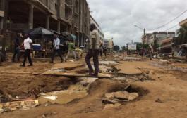 Abidjan: les habitants s'organisent pour venir en aide aux sinistrés