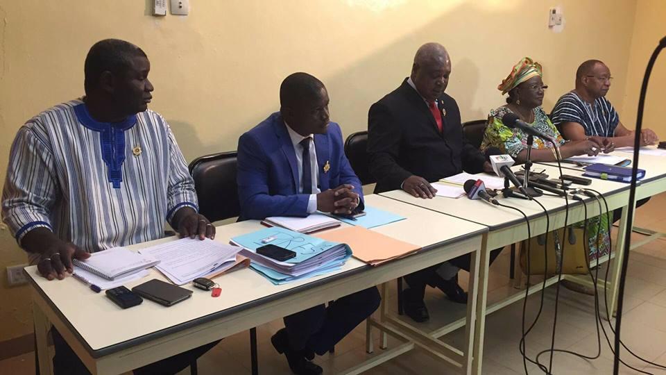 """Grève-syndicats ministère de l'Economie: l'UPC/RD appelle à éviter """" le chaos """""""