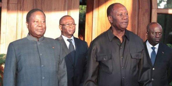 Côte d'Ivoire : Henri Konan Bédié rompt avec la coalition présidentielle