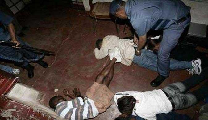 AFRIQUE DU SUD : 57 meurtres  commis chaque jour dans le pays