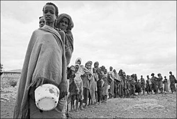 DEREGLEMENTS CLIMATIQUES : 821 millions de personnes sous-alimentées en 2017 (FAO)