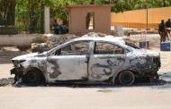 GAYERI :  deux véhicules incendiés dans une attaque du poste de gendarmerie