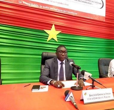 FONDS MONETAIRE INTERNATIONAL : le  DG  du Trésor, Naby Abraham Ouattara, appelé à y servir