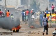 GUINEE : un mort lors d'une manifestation de l'opposition