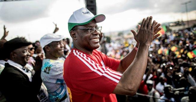PRESIDENTIELLE CAMEROUNAISE : le candidat Maurice Kamto se déclare vainqueur