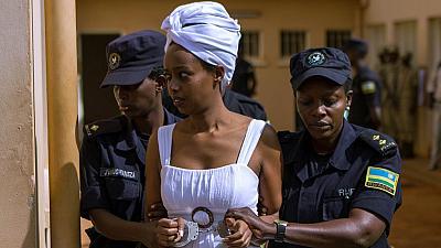 RWANDA: le parquet requiert 22 ans de prison ferme contre l'opposante Diane Rwigara