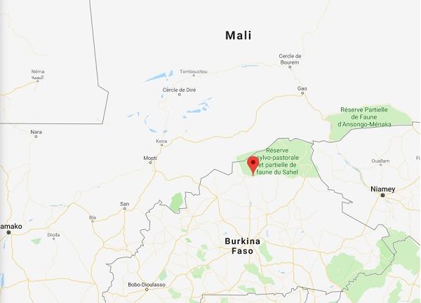 MINE D'OR D'INATA : libération des 3 employés enlevés