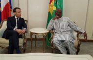 COOPERATION FRANCO-BURKINABE : le président du Faso en visite officielle à Paris