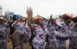 COTE D'IVOIRE : liesse à Yopougon après l'annonce erronée de la libération de Gbagbo
