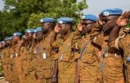 BURKINA : les déploiements d'officiers dans les opérations de soutien à la paix, suspendus