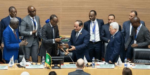 UA : l'Égypte assure désormais  la présidence