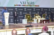 SALON AFRICAIN DE L'AGRICULTURE: le président du Faso satisfait de la mobilisation des acteurs