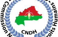 ATTAQUE DE DABLO: la CNDH invite les populations à
