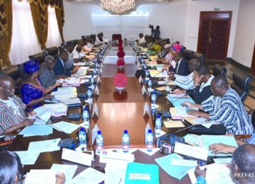 Conseil des ministres : pour la réinsertion sociale des militaires et policiers radiés en 2011