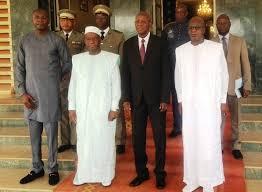 ATTAQUE DE KOUTOUGOU: le ministre malien de la Défense chez Christophe Dabiré