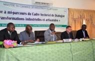 CADRE SECTORIEL DE DIALOGUE « TRANSFORMATIONS INDUSTRIELLES ET ARTISANALES»: le bilan du 1er semestre jugé satisfaisant
