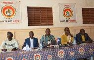 CDP: les décisions du président d'honneur ne sont aucunement un désaveu de la direction du parti, selon Achille Tapsoba